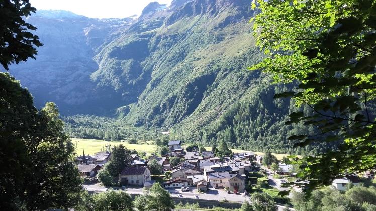le village du TOUR