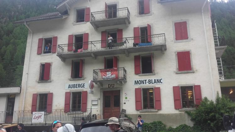 AUBERGE DU MONT-BLANC (Trient)