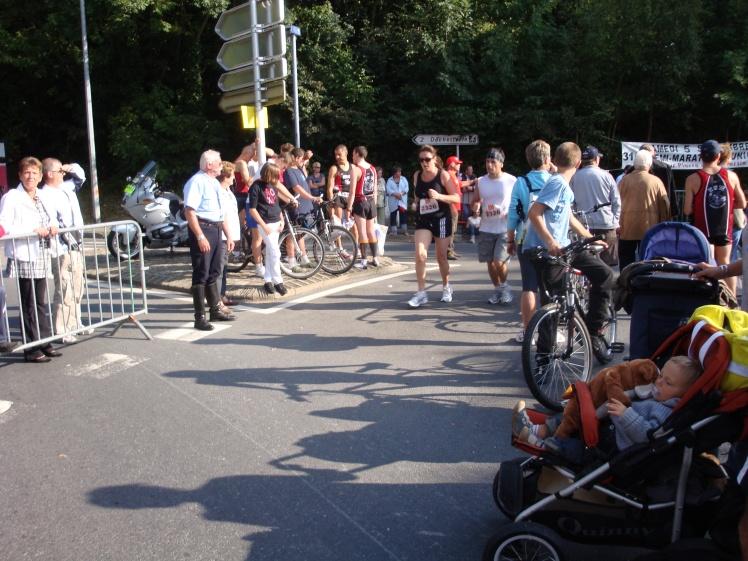 SEMI DE BOLBEC 2009- à 100m de la ligne d'arrivée