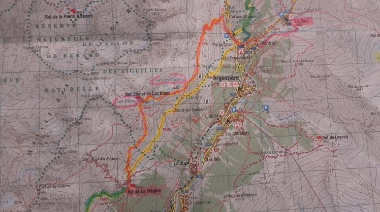 JOUR 3 : la Flegere- le Tour