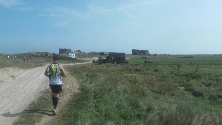 parcours marathon de Barfleur