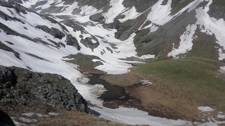 lac glaciare di goletta